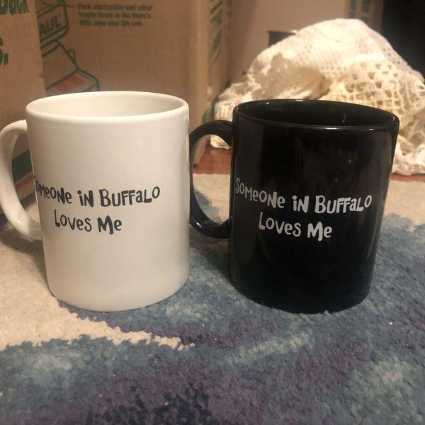 Buffalo mugs 716 Vintage Coffee Tea