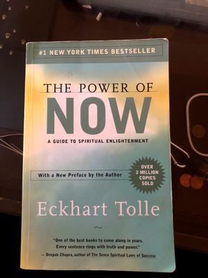 The power of now book for Sale in Wichita, KS