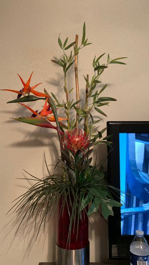 Bird of paradise plant (fake) for Sale in Frisco, TX