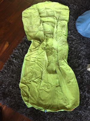 Twin inflatable mattress and pump for Sale in La Mesa, CA