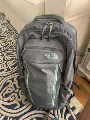 Women's girls north face surge transit backpack for Sale in Moore, SC