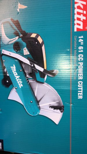 Makita power cutter for Sale in Austin, TX