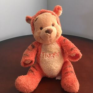 Winnie The Pooh As Tigger Stuffed Animal for Sale in Yorkville, IL