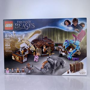 LEGO Harry Potter Fantastic Beast 75952 newts case of magical creatures for Sale in Claremont, CA