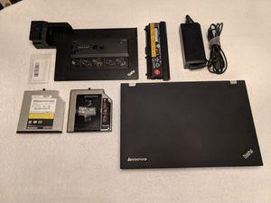 Lenovo W520 mobile workstation bundle (like new) for Sale in Summerville, SC