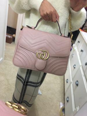 Pink shoulder bag for Sale in Brisbane, CA