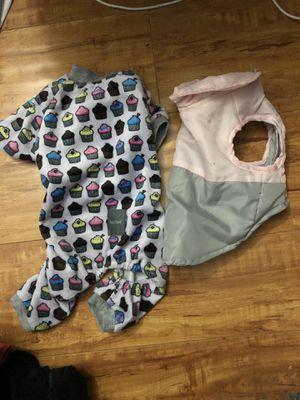 Puppy clothes puppy pjs pajamas for Sale in Stanton, CA