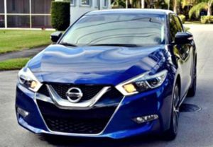 Excellent drive 2015Nissan Maxima SR for Sale in San Angelo, TX