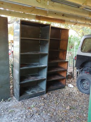 Commercial Metal shelving for Sale in St. Cloud, FL