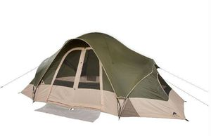 Large 8 Person Family Camping Tent Dome Style with Cover New in Box for Sale in Charleston, IL