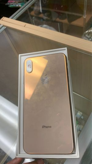 iPhone X max in mint condition for Sale in Commerce City, CO