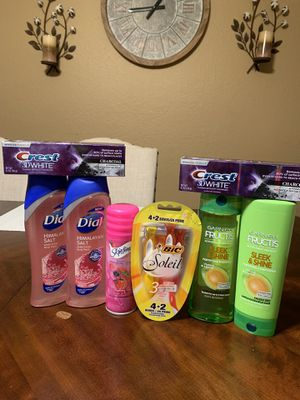 Personal Care Bundle for Sale in Bakersfield, CA