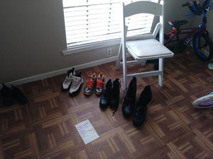 Shoes jordan 2 polo boots 1 labron for Sale in Arlington, TX