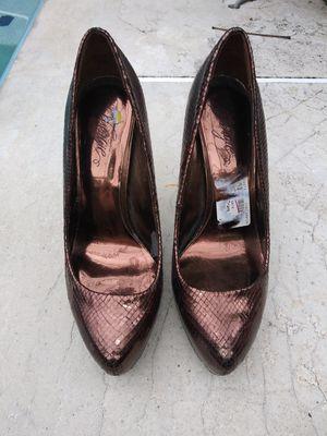 Fergie heels size 10 for Sale in New Port Richey, FL