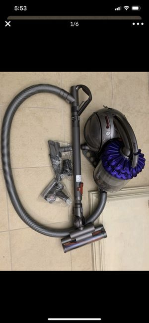 dyson CY18 cinetic animal canister vacuum cleaner for Sale in Fontana, CA