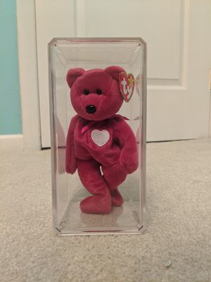 Rare Retired Valentina Beanie Baby for Sale in Norristown, PA
