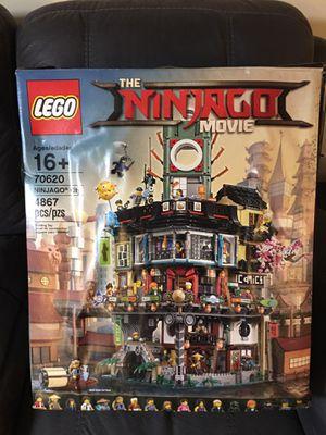 Lego 70620 Ninjago City for Sale in Springfield, IL
