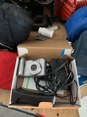 Canon digital camera with charger for Sale in Denver, CO
