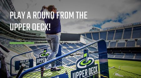 Upper Deck Golf CHEAP!- 2 tickets Century Link Field! Tonight (Sunday) for Sale in Issaquah,  WA