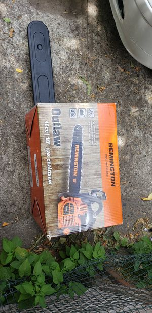 Remington chain saw for Sale in Portland, OR