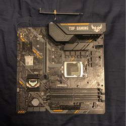 Asus Tuf Motherboard for Sale in Downey,  CA