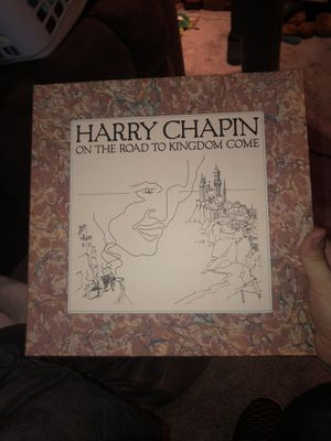 Harry chapin vinyl for Sale in Schaumburg, IL