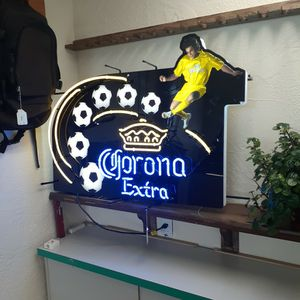 Corona Neon Sign for Sale in Portland, OR