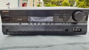 Onkyo receiver TX-SR505 for Sale in Sunnyvale, CA