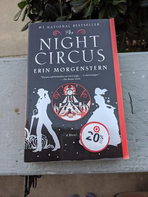The Night Circus by Erin Morgenstern for Sale in Santee, CA