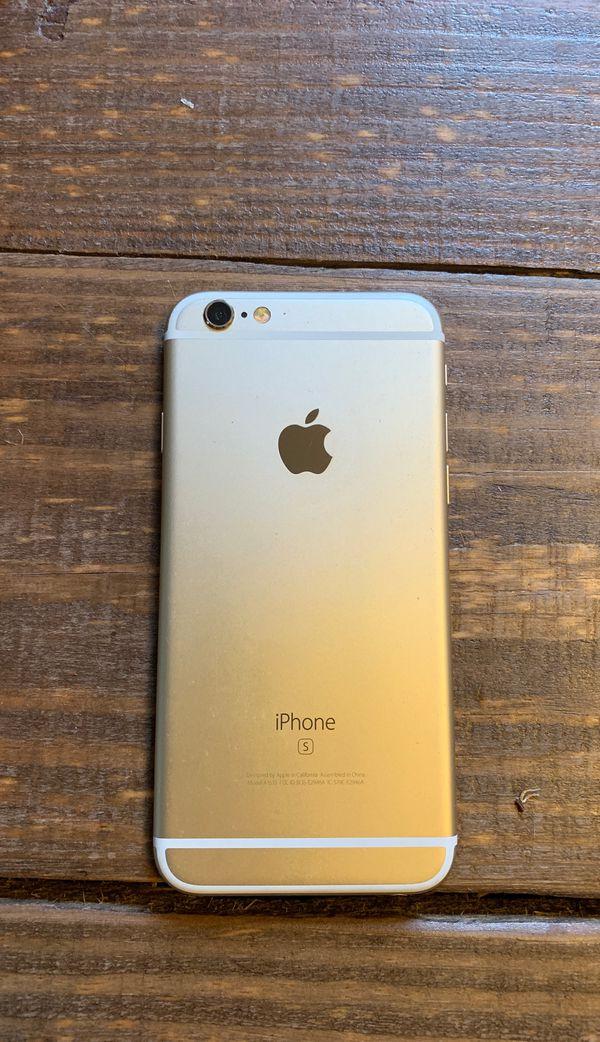 iPhone 6s- 64 GB memory