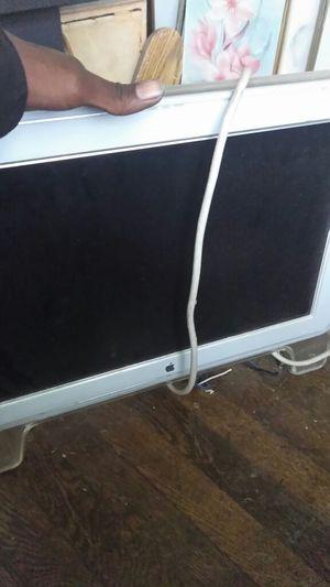 Apple monitor. for Sale in Detroit, MI