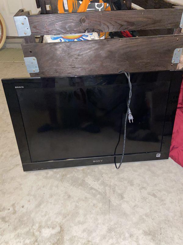 "32"" Sony Bravia flat screen"