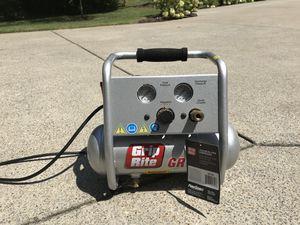 Grip Rite 1 Gallon Oil-Free Compressor for Sale in Forest Hills, TN