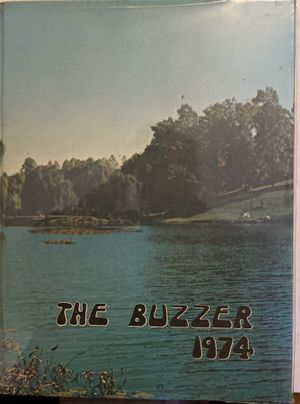 1974 Brookville High School Yearbook for Sale in Lynchburg, VA