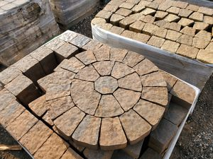 12'D. CEMENT PAVER CIRCLES $280 EACH for Sale in Riverside, CA