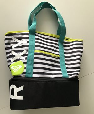 Roxy Chill Out Insulated Cooler Tote Bag for Sale in Aurora, CO