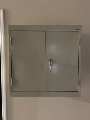 Sandusky solid wall cabinet for Sale in Cocoa, FL