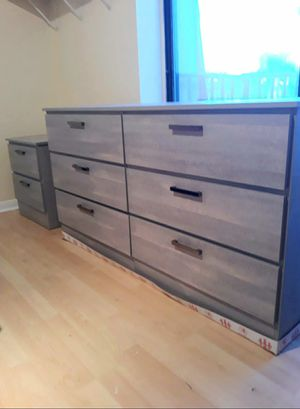 New Dresser and Nightstand set for Sale in West Palm Beach, FL