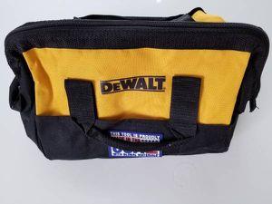 New Dewalt Small Compact 13 in. Tool Bag for Sale in Hemet, CA