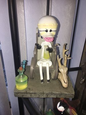 NEW! Dr. Finkelstein Disney the nightmare before Christmas for Sale in City of Industry, CA