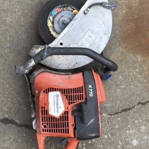 Husqvarna K770 Chip Saw for Sale in Maumelle, AR