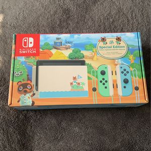 Nintendo Switch Animal Crossing Console for Sale in Westminster, CA