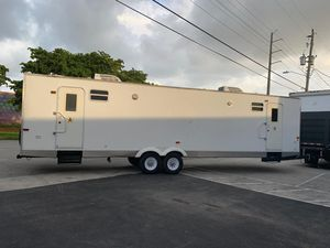 Rv trailer House camper Like new for Sale in HALNDLE BCH, FL