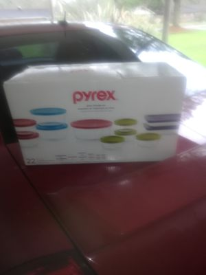 Pyrex Containers for Sale in Monroe, LA