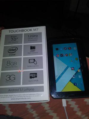 Blu Tablet Touchbook m7 for Sale in Washington, DC