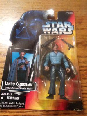 lando calrissian star wars action figure for Sale in Saint Petersburg, FL