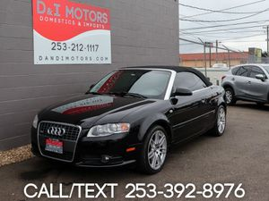 2009 Audi A4 for Sale in Tacoma, WA