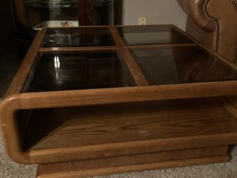 Coffee Table And End Table for Sale in Visalia,  CA