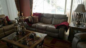 Living or Family room table set for Sale in Davie, FL