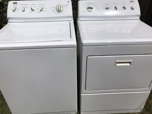 Kenmore top load Washer & dryer for Sale in Portland, OR